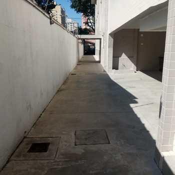Kitnet em Santos, bairro Aparecida