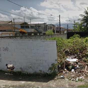 Terreno em São Vicente, bairro Parque São Vicente