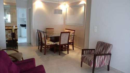Apartamento, código 12602 em Santos, bairro Campo Grande