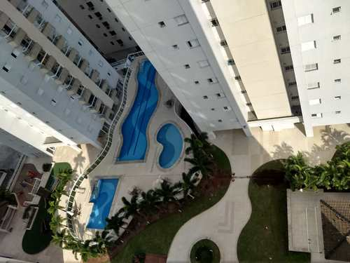 Apartamento, código 12650 em Santos, bairro Ponta da Praia