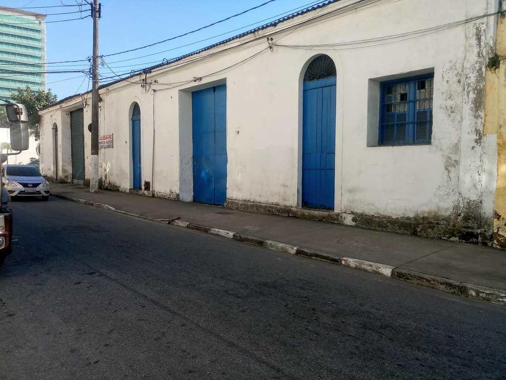 Galpão em Santos, no bairro Valongo