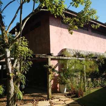Casa em Guarujá, bairro Balneario Praia do Perequê