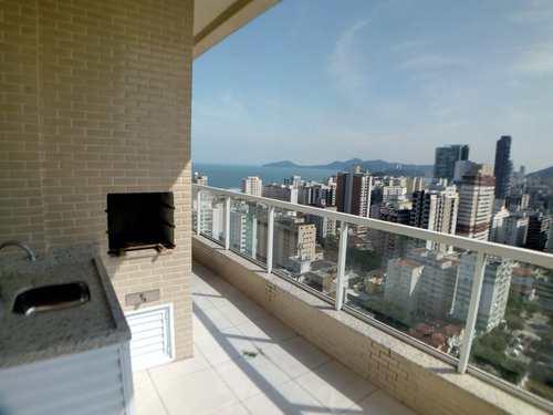Apartamento, código 12910 em Santos, bairro Gonzaga