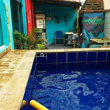 Hotel em Santos, bairro Gonzaga