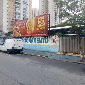 Terreno Comercial em Santos, bairro Ponta da Praia