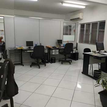 Galpão em Santos, bairro Vila Mathias