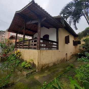 Casa Comercial em Santos, bairro Morro Nova Cintra