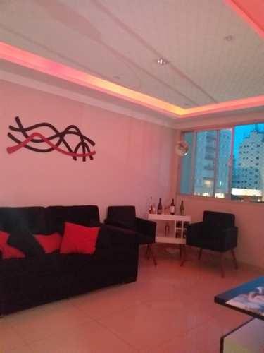 Apartamento, código 14245 em Santos, bairro Boqueirão