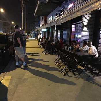 Restaurante em Santos, bairro Embaré