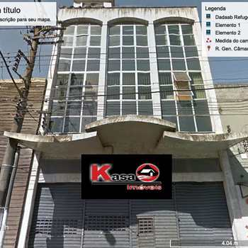 Prédio Comercial em Santos, bairro Centro
