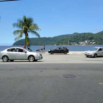 Kitnet em São Vicente, bairro Boa Vista