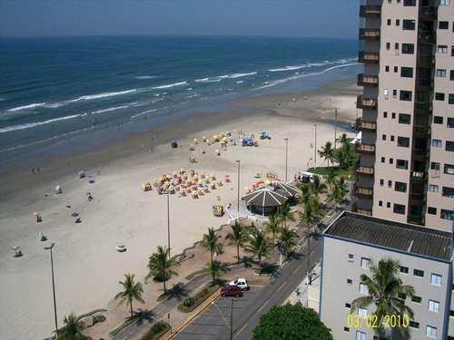 Apartamento, código 3060 em Praia Grande, bairro Caiçara