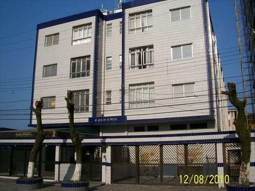 Apartamento, código 1156 em Praia Grande, bairro Caiçara