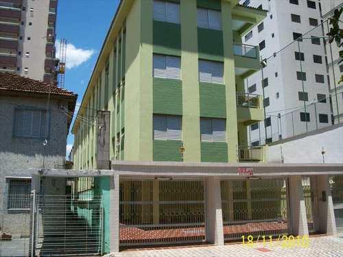 Apartamento, código 1089 em Praia Grande, bairro Caiçara