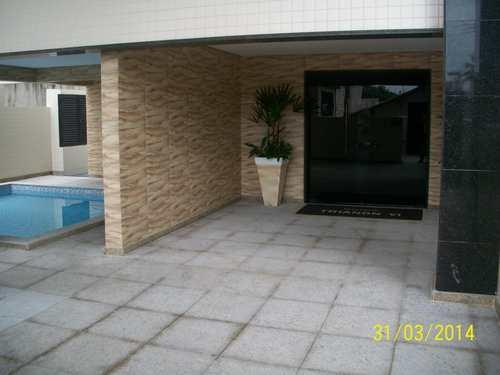 Apartamento, código 2261 em Praia Grande, bairro Caiçara