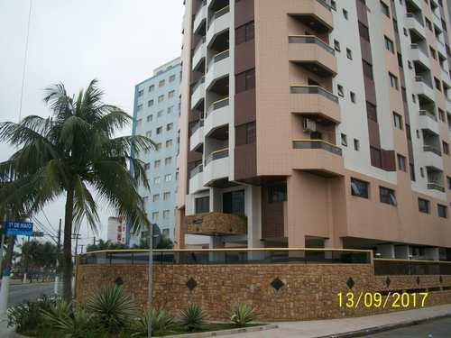 Apartamento, código 2272 em Praia Grande, bairro Mirim