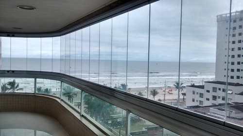 Apartamento, código 3064 em Praia Grande, bairro Caiçara