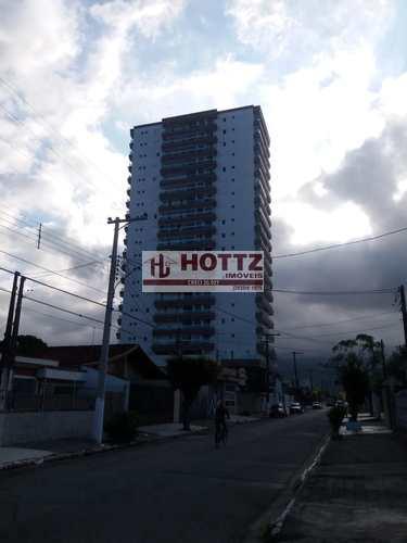 Apartamento, código 2343 em Praia Grande, bairro Caiçara