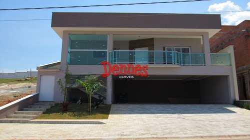 Casa de Condomínio, código 346 em Bragança Paulista, bairro Condomínio Vale das Águas