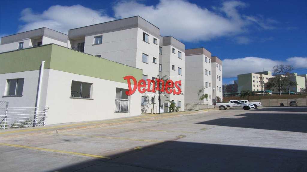 Apartamento em Bragança Paulista, bairro Residencial das Ilhas
