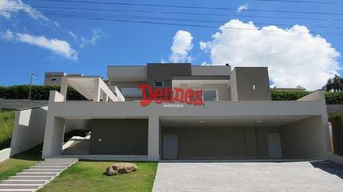 Casa de Condomínio, código 323 em Bragança Paulista, bairro Condomínio Portal de Bragança