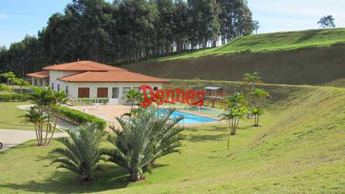 Terreno de Condomínio, código 319 em Bragança Paulista, bairro Condomínio Terras de Santa Cruz