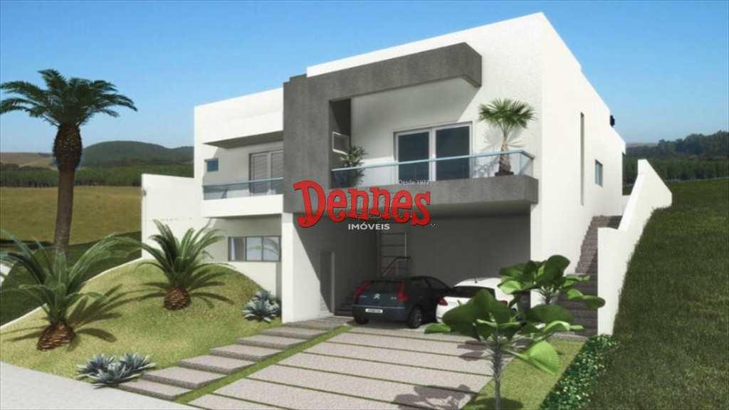 Sobrado de Condomínio em Bragança Paulista, no bairro Condomínio Villa Real de Bragança