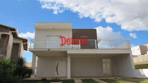 Casa de Condomínio, código 253 em Bragança Paulista, bairro Condomínio Residencial Sunset Village