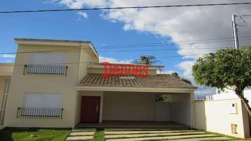 Casa de Condomínio, código 235 em Bragança Paulista, bairro Condomínio Residencial Sunset Village