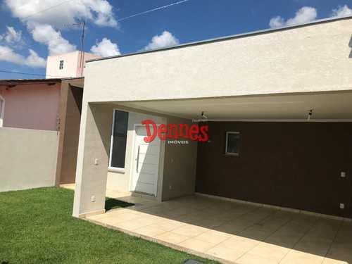 Casa, código 109 em Bragança Paulista, bairro Jardim Europa