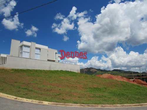 Terreno de Condomínio, código 54 em Bragança Paulista, bairro Condomínio Vale das Águas