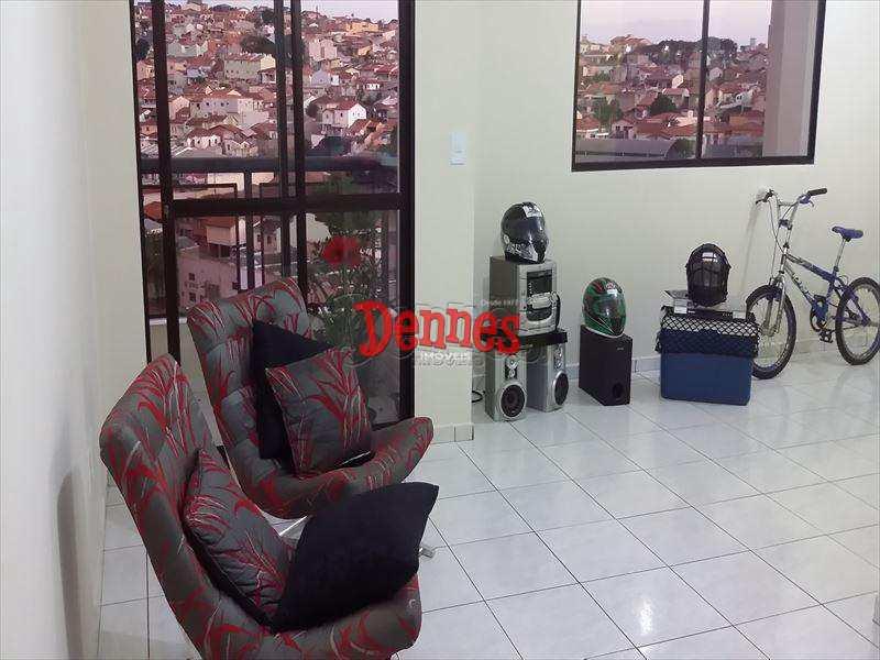 Apartamento em Bragança Paulista, bairro Jardim Comendador Cardoso