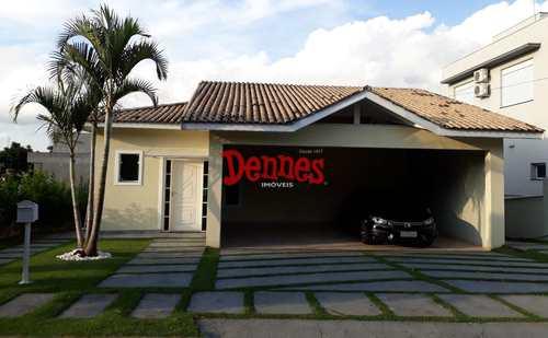 Casa de Condomínio, código 347 em Bragança Paulista, bairro Condominio Residencial Vereda Améri