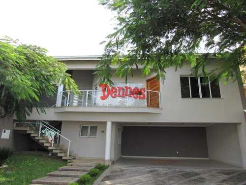 Casa de Condomínio, código 350 em Bragança Paulista, bairro Residencial Euroville