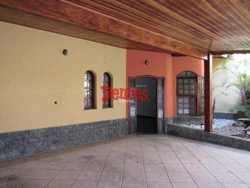 Casa, código 357 em Bragança Paulista, bairro Jardim California