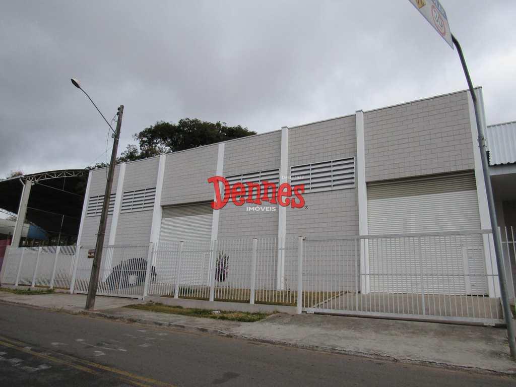 Galpão Industrial em Bragança Paulista, no bairro Bairro do Uberaba