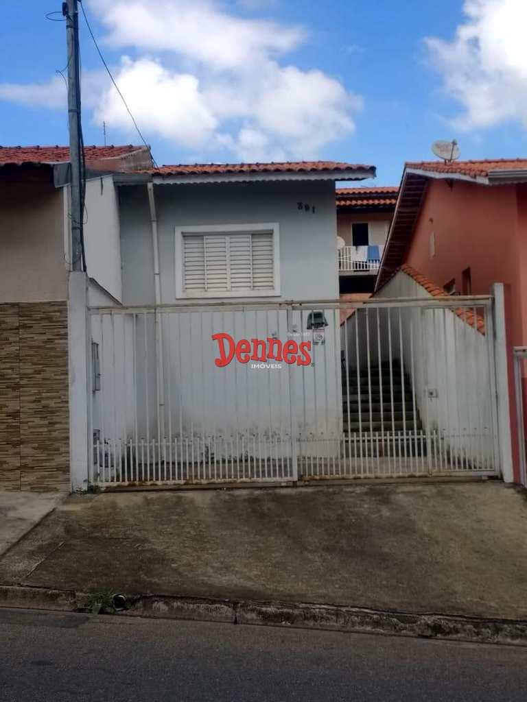 Casa em Bragança Paulista, no bairro Cidade Planejada II