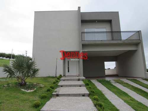 Casa de Condomínio, código 371 em Bragança Paulista, bairro Condomínio Vale das Águas