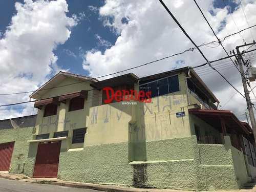 Casa, código 380 em Bragança Paulista, bairro Jardim Recreio