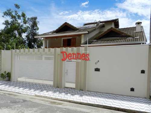 Casa, código 384 em Bragança Paulista, bairro Residencial das Ilhas