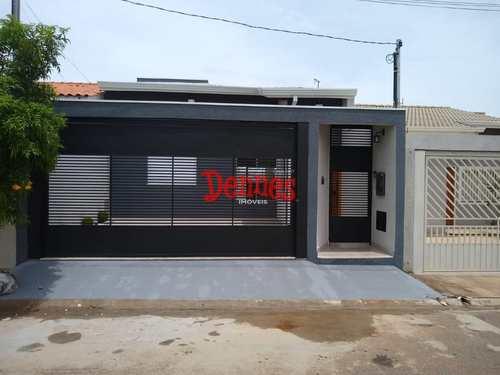 Casa, código 398 em Bragança Paulista, bairro Residencial Quinta dos Vinhedos