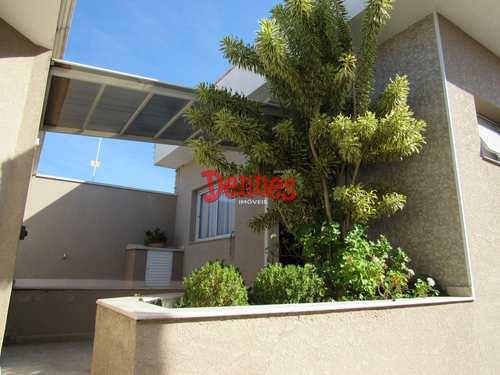 Casa, código 402 em Bragança Paulista, bairro Jardim das Laranjeiras