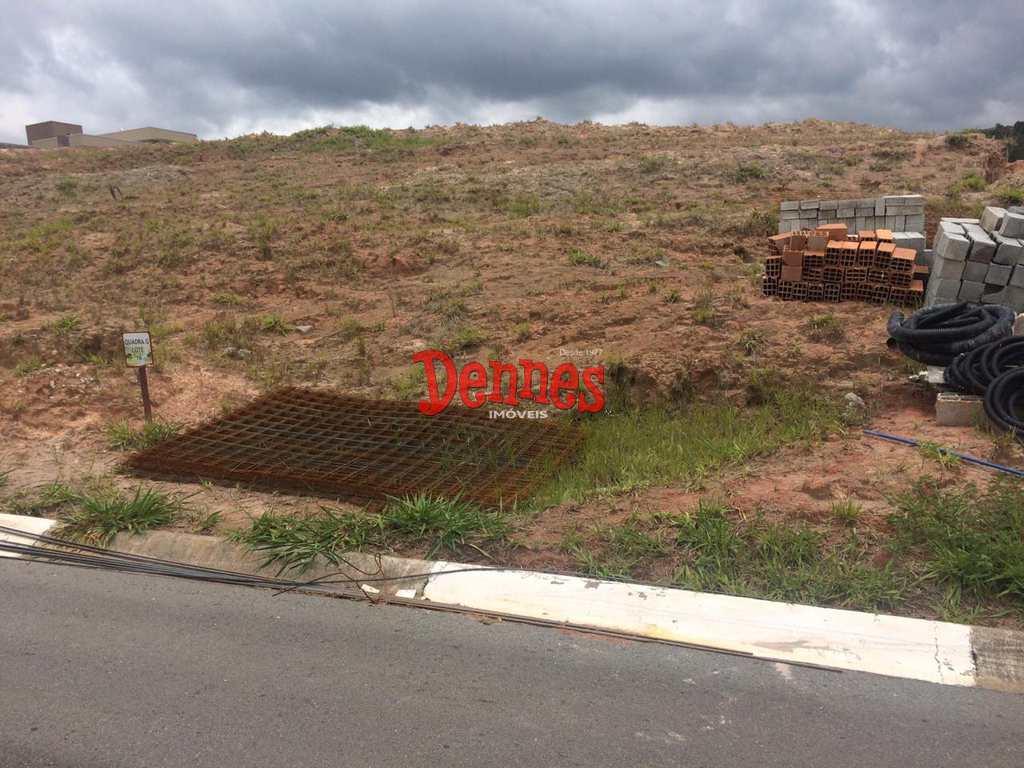 Terreno de Condomínio em Atibaia, bairro Condomínio Residencial Shamballa III