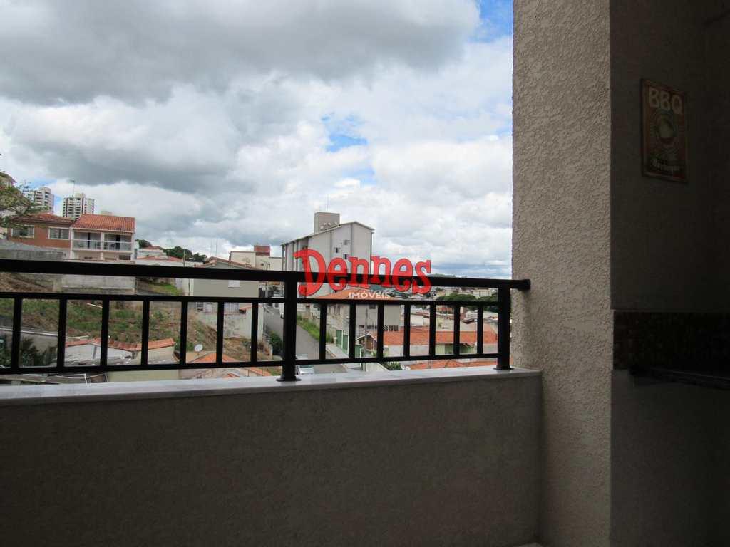 Apartamento em Bragança Paulista, bairro Orquídea Residence