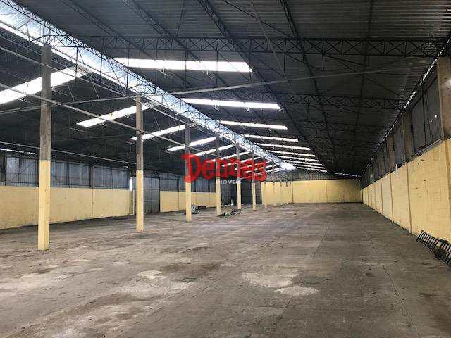 Galpão Industrial em Bragança Paulista, no bairro Centro Industrial Rafael Diniz