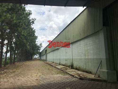Galpão Industrial, código 413 em Bragança Paulista, bairro Centro Industrial Rafael Diniz