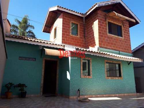 Casa, código 414 em Bragança Paulista, bairro Residencial das Ilhas
