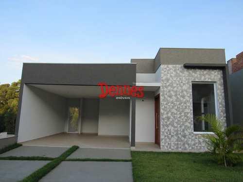 Casa de Condomínio, código 419 em Bragança Paulista, bairro Residencial Floresta São Vicente
