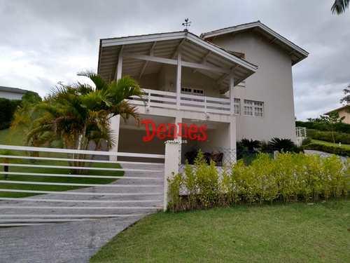 Casa de Condomínio, código 438 em Bragança Paulista, bairro Condomínio Jardim das Palmeiras