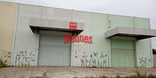 Galpão Industrial, código 442 em Bragança Paulista, bairro Penha
